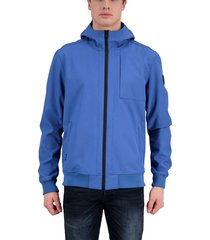 airforce softshell jacket dutch blue blauw