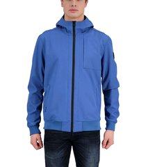 airforce softshell jacket dutch blue blauw