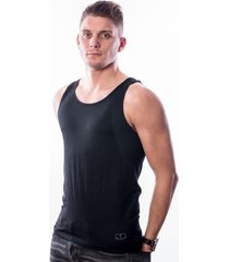 ten cate men basic singlet black (2 pack) (30867)