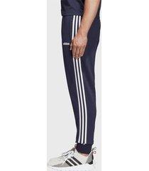 pantalón adidas performance e 3s t pnt ft azul - calce regular