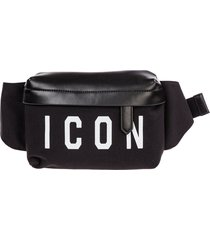 dsquared2 belt bum bag hip pouch icon