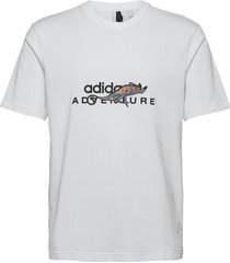 adv graphic tee t-shirts short-sleeved vit adidas originals