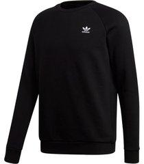 sweatshirt trefoil essentials crewneck