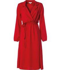 jurk aja  rood