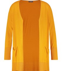 samoon jacket 332003 / 25201 butterscotch - size 46 / extra 1