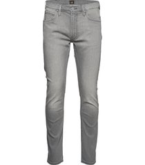 luke slimmade jeans grå lee jeans