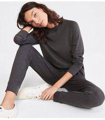 loft lou & grey signaturesoft plush sweatshirt