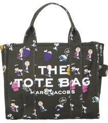 marc jacobs mini tote peanuts x bag