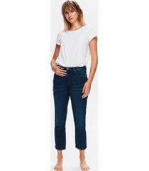 jeansy mom wysoka talia marcel