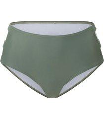 slip alto per bikini (verde) - bodyflirt