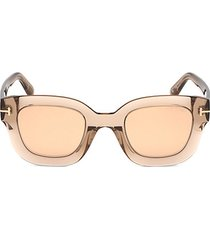 pia 48mm square sunglasses