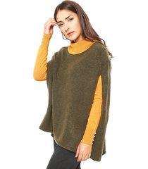 sweater lesley khaki desires - calce holgado