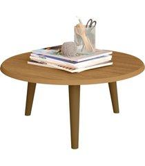 mesa de centro decorativo lyam decor cinamomo