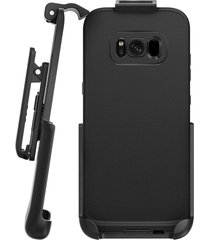 encased belt clip holster for lifeproof fre case - galaxy s8 (case sold separate