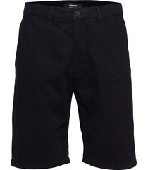 dash chino shorts shorts chinos shorts svart dr. denim