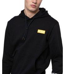 hugo men's dozzi regular-fit logo-print french terry hoodie