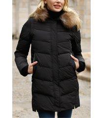 czarna kurtka z odpinanymi rękawami