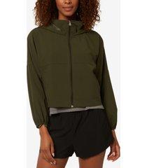 o'neill juniors' lexington windbreaker jacket