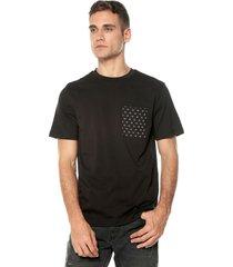 camiseta negro calvin klein