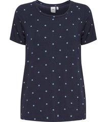 t-shirt ihlisa donkerblauw