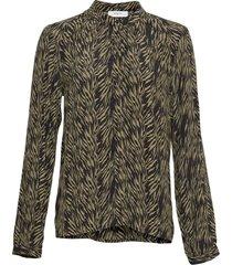 moss copenhagen blouse 15341 calie