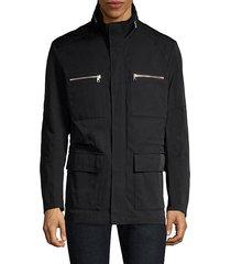 bingou nylon field jacket