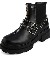 botas de moda estilo urbano rock star anuwa alondra