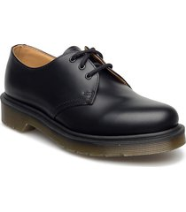 1461 pw snörade skor låga svart dr. martens