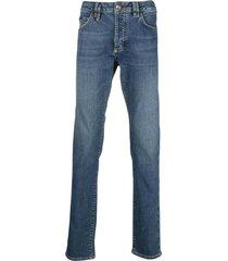mid rise leg jeans
