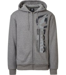 ecko unltd men's best man thermal sherpa hoodie