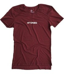 camiseta longline stoned gold pump masculina