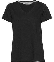 t-shirt t-shirts & tops short-sleeved svart noa noa