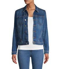 celine cotton-blend jacket