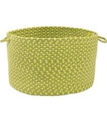 montego braided storage basket