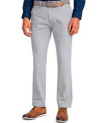 pantalón casual gris guy laroche