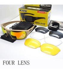 ess rollbar polarized tactical sunglasses military glasses tr90 crossbow army go