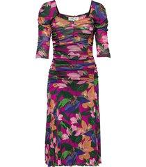 dvf dacey dresses bodycon dresses multi/mönstrad diane von furstenberg