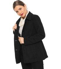 casaco facinelli by mooncity botões preto