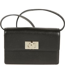 furla 1927 belt loop detail mini shoulder bag