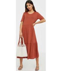 jacqueline de yong jdydalila frosty s/s dress jrs noos loose fit dresses