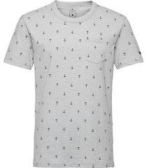 harbour mini t-shirts short-sleeved grå tom tailor