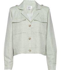 everlygz jacket hs20 blazer colbert grijs gestuz