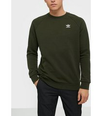 adidas originals essential crew tröjor night