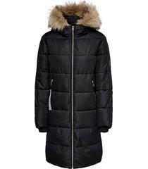 lovina padded hood jacket
