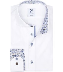 r2 amsterdam shirt wit