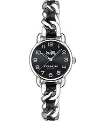 reloj coach 14502725 multicolor acero inoxidable