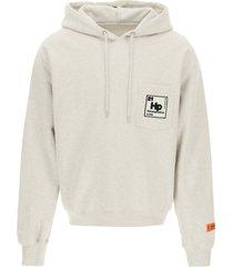 heron preston periodic logo hoodie