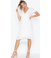 object collectors item objluana s/s wrap dress a hs petit loose fit dresses
