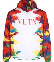 camou7 anorak jacket