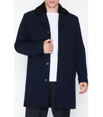 tailored originals jacket - naaman jackor insignia blue